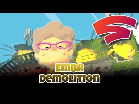 Embr - Demolition Update Gameplay |