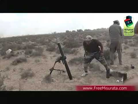 Libya Heavy fighting