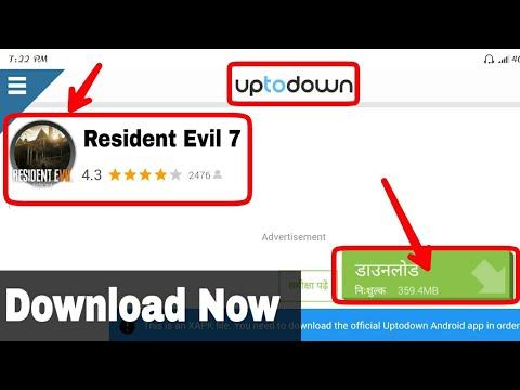 Resident Evil 7 Android Game || Resident Evil 7 Apk+Data || Download Now  Resident Evil 7 Android