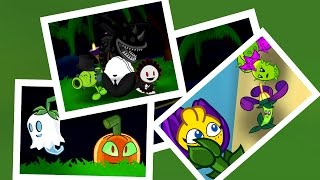 Plants vs Zombies Animation HALLOWEEN SPECIAL