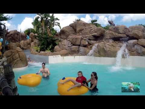 Typhoon Lagoon Walkthrough in 1080p HD~Disney's Typhoon Lagoon