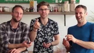 Making Vegan Energy Balls With The Happy Pear | Darren Kennedy