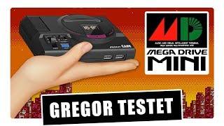 Gregor testet Mega Drive Mini MegaPi-Gehäuse für RetroPie / Recalbox / Raspberry Pi (Review / Test)