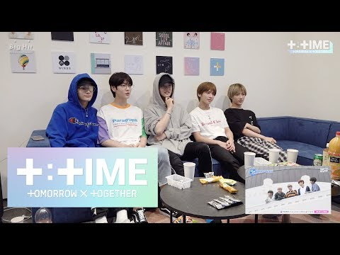[T:TIME] 'ONE DREAM.TXT' The last episode reaction - TXT (투모로우바이투게더)