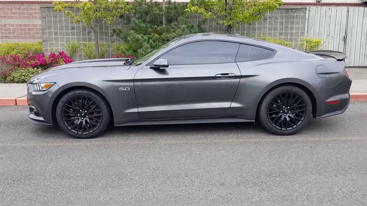 Things i hate about my 2017 s550 mustang gt