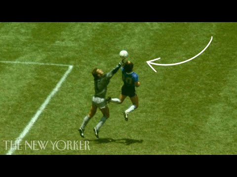 How V.A.R. Would Have Changed the World Cup's Greatest Plays | The New Yorker