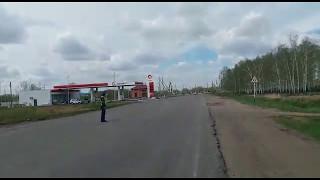 Мотопарад 7 мая.Петропавловск СКО