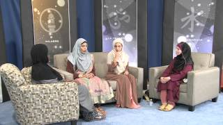 Lajna studio session - Jalsa 2015 - Memorable Jalsa Experiences