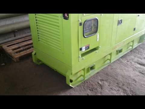 Дизельный генератор 60 кВт (АД-60-Т400), двигатель Ricardo, в кожухе