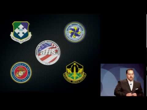 DNNWorld 2012 Keynote - Les Benito, Director of Public Web, Department of Defense