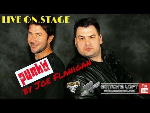 Punk'd by Joe Flanigan