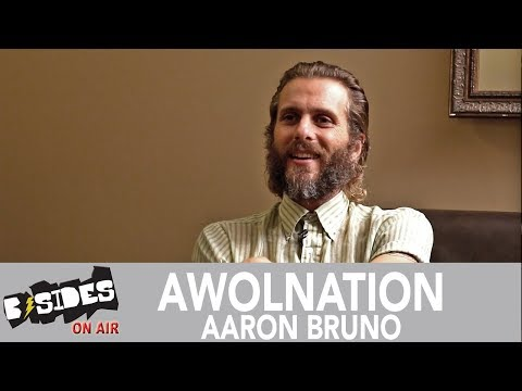 B-Sides On-Air: Interview - Aaron Bruno of AWOLNATION Talks New Album, Audience Expectations