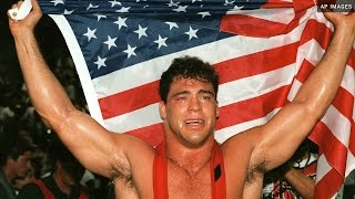 7 Olympians who competed in WWE