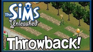 Farming! | The Sims Unleashed #ThrowbackThursday