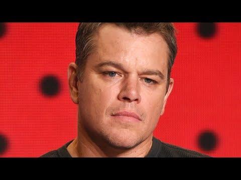The Shady Truth About Matt Damon