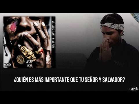 A$AP Rocky - Holy Ghost (Subtitulado al Español)