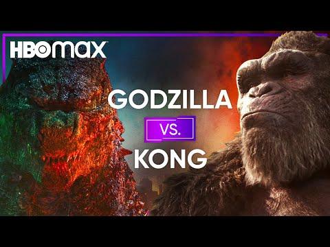 Epic Enemies: Godzilla vs. Kong | HBO Max