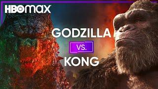 Epic Enemies: Godzilla vs. Kong   HBO Max