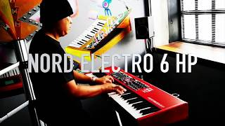 NORD ELECTRO 6 HP NO TALK
