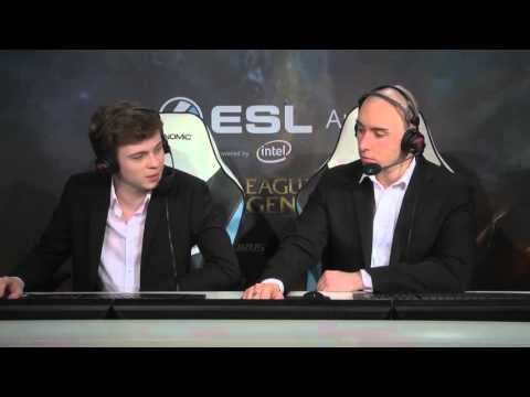 ESL Arena PGW2015 League of Legends Community Game 8