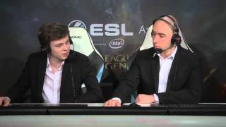 ESL Arena PGW2015 League of Legends Community Game 8