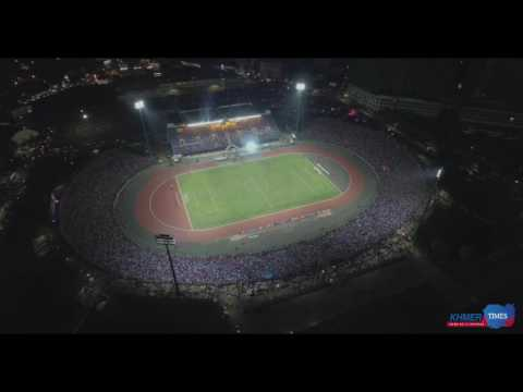 Football - Cambodia vs. Taiwan