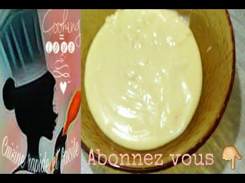recette-crème-pâtissière-aux-jaunes-d'oeufs-inratable_-وصفة-كريم-باتسيير-بصفار-البيض-ناجحة-و-سهلة