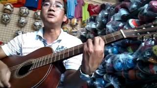 Giã từ dĩ vãng - guitar amateur