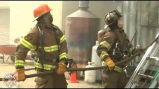 44th Georgia Smoke Divers Class in Dalton, GA