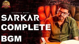 Sarkar BGM | A.R.Rahman | Background Score | A.R.Murugadoss | Thalapathy Vijay | Keerthi Suresh
