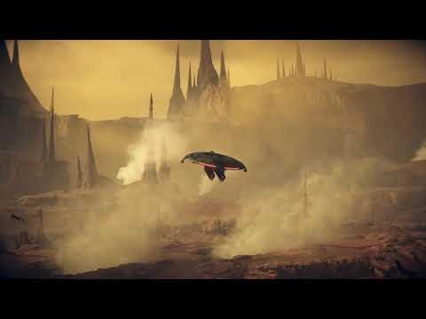 Star Wars  Battlefront II CS on Geonosis (4K Best Graphics)