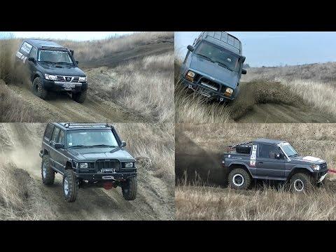 Jeep vs Patrol vs Pajero vs Toyota Off Road Deliblato Sands 1 3