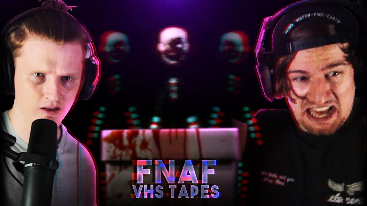 THESE CURSED FNAF TAPES WILL HAUNT YOU...