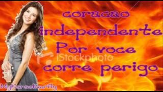 Paula Fernandes - Pássaro de Fogo (LETRA)