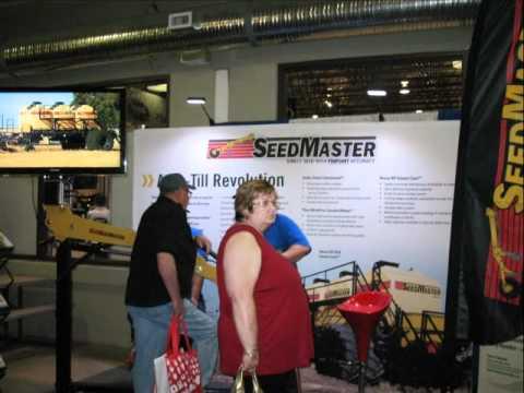 Trade Show and Canada Farm Progress 2012