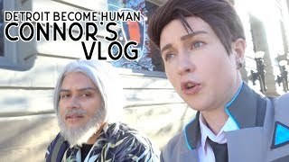 Detroit Become Human- Connor's Vlog