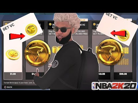 NBA 2K20 NEW FASTEST  CONSISTENT VC GLITCH AFTER ALL PATCHES AND HOTFIXES