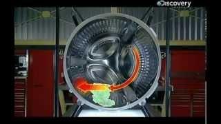 видео Устройство стиральной машины автомат (конструкция)