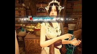"Black Desert Online BDO ""About Kamasylvia"" Quest Guide"
