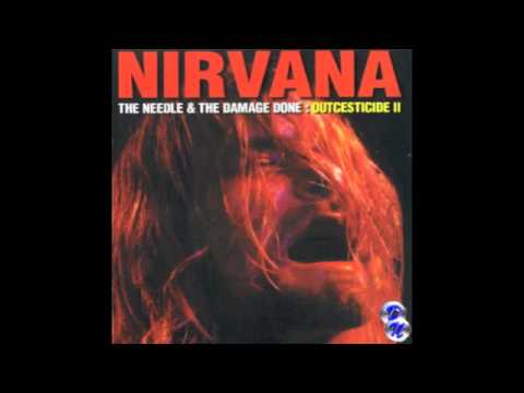 Nirvana - The Man Who Sold the World (Electric Version) [Lyrics]