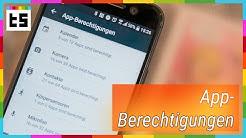 App-Berechtigungen unter Android verwalten – Tipps und Tricks