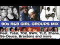 90s R&B GIRL GROUPS MIX Vol 1 // Groove Theory