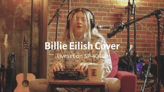 "Billie Eilish - ""My Boy"" Cover on my SP-404sx (Live)"