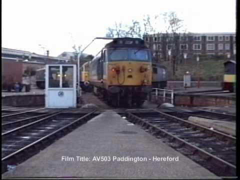 50017 on Old Oak Common Turntable on Sat 10 Dec 1988