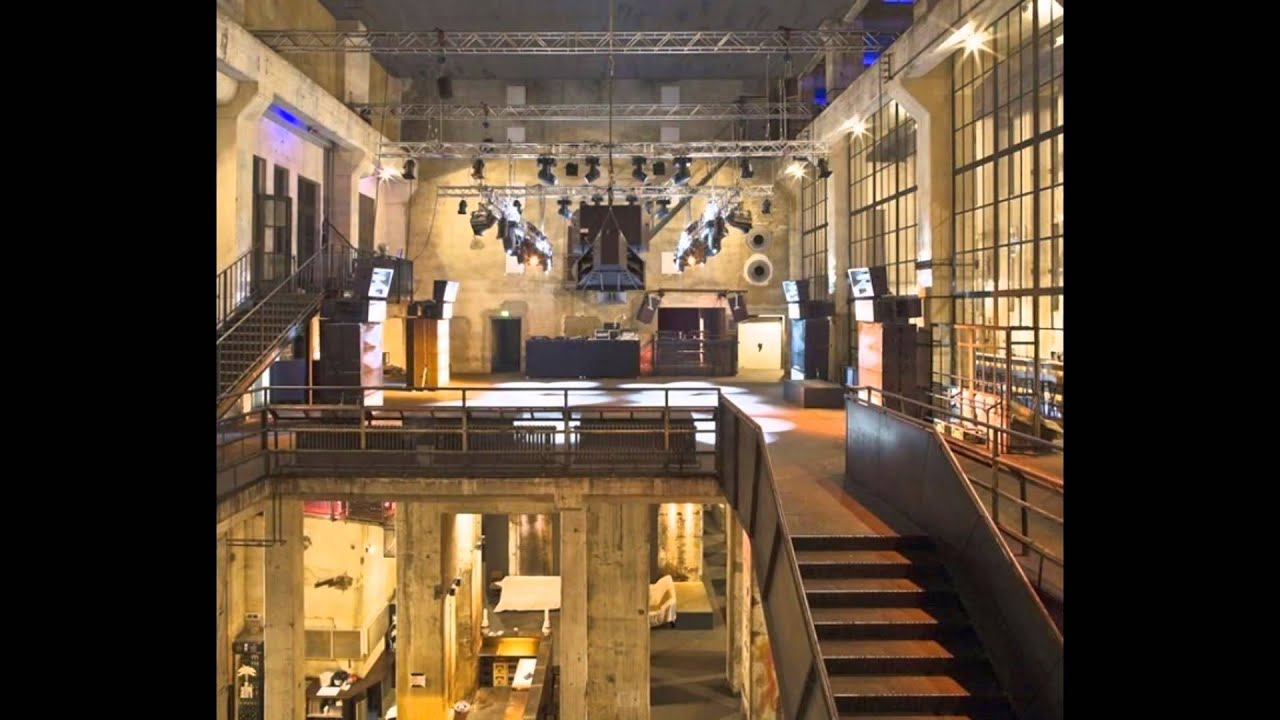 Berlin Club Berghain