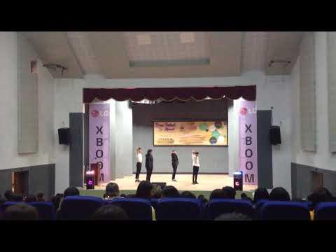 KOREA FESTIVAL IN AIZAWL 2019 IMMORTAL ARMY PERFORMANCE VIDEO