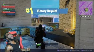 CasNasty Has His Best Fortnite Game - He Won It For His Squad (Clutch Ending) 😱😱