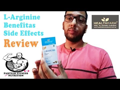 L Arginine Benefits Review | Health Farm | Australia More Pump And Vascularity On Muscles