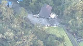WATCH: A landslide has occurred in Atsuma, Japan following magnitude 6.7 earthquake - Full Video