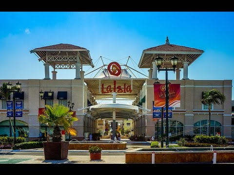 Plaza La Isla Mall en Cancún - YouTube 95486d188dffb